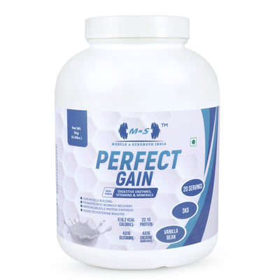 Muscle & Strength India Perfect Gain