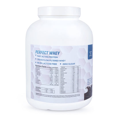 Muscle & Strength India Perfect Whey