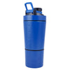 Muscle & Strength India Steel Shaker With Storage