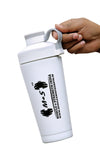 Muscle & Strength India Premium Steel Shaker With Loop