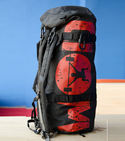 WOD ARMOUR GYM & TRAVEL BAG