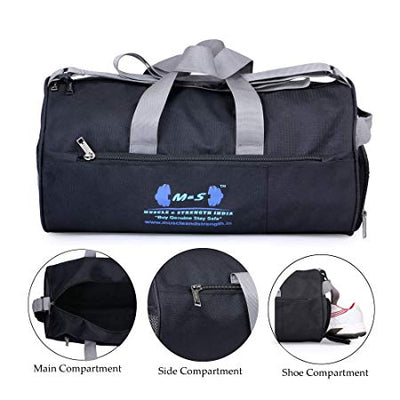 Muscle & Strength India Gym Bag