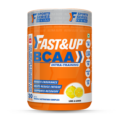 Fast&Up BCAA - Jar of 30 servings-Muscle Activation Boosters