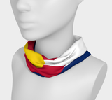 Colorado Flag Neck Gaitor