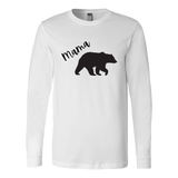 Mama Bear LS T Shirt