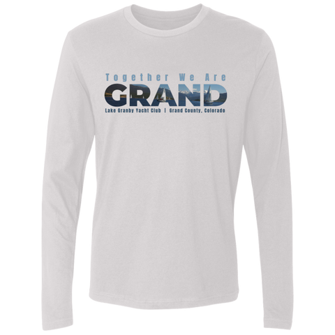 We are Grand Men's Premium Long Sleeve T-Shirt