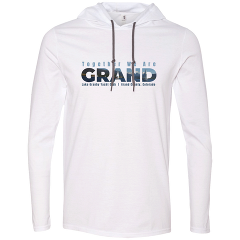 We Are Grand LS Hooded T-Shirt