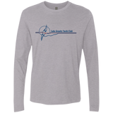 LGYC blue logo Premium Long sleeve T-shirt