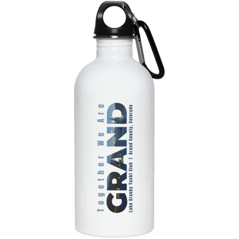 We are Grand 20 oz. Stainless Steel Water Bottle