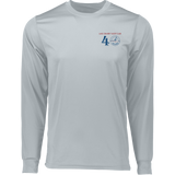 40th Anniversary Mens Long Sleeve Wicking T-Shirt
