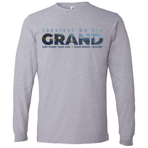 We are Grand-2 949 Lightweight LS T-Shirt
