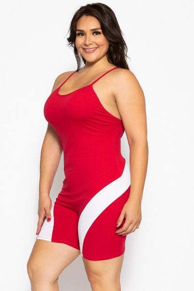 Body-con Romper Body Suit