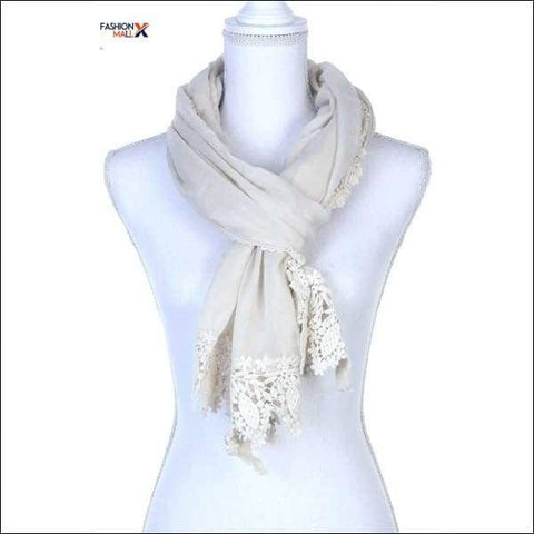 Plain Oblong Scarf