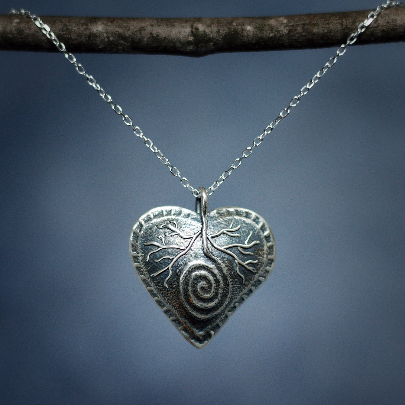 Whole Heart Pendant