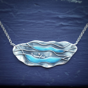 Life's Currents Necklace