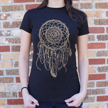 Load image into Gallery viewer, Dream Catcher T-Shirt (Ladies)