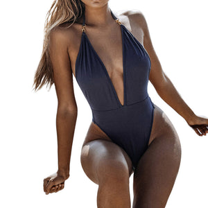 New 2019 Monokini Push Up