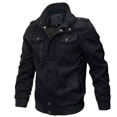 Breathable Military bomber jacket