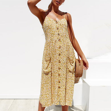 2019 Elegant Tunic Sundress