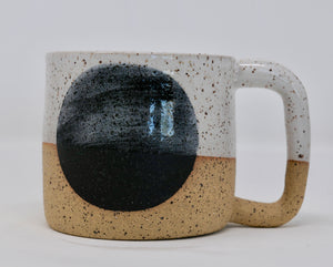 Black Dot Mugs