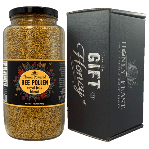 Bee Pollen Royal Jelly Blend