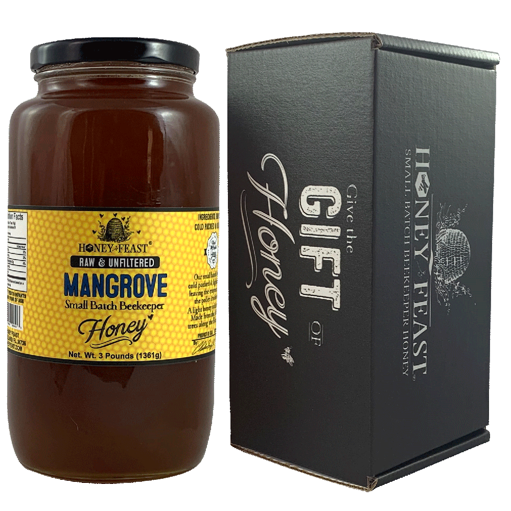 Mangrove Raw Unfiltered Honey