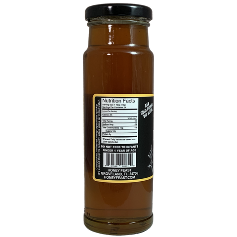 Melaleuca Honey - American Manuka