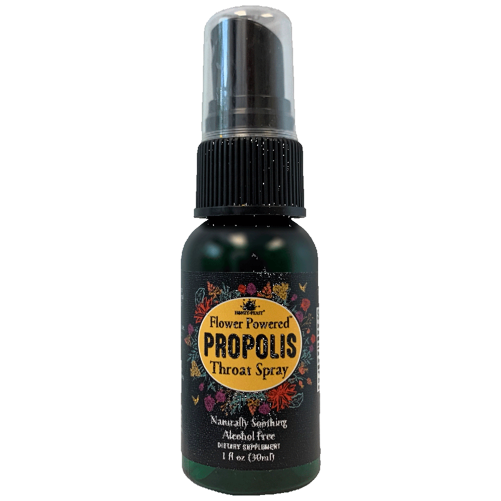 Bee Propolis Throat Spray - 95% Extract