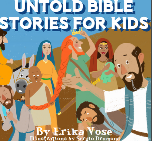 Untold Bible Stories For Kids