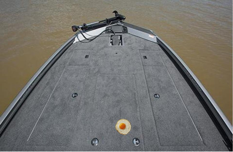 Cool the floor of your boat with this simple hack