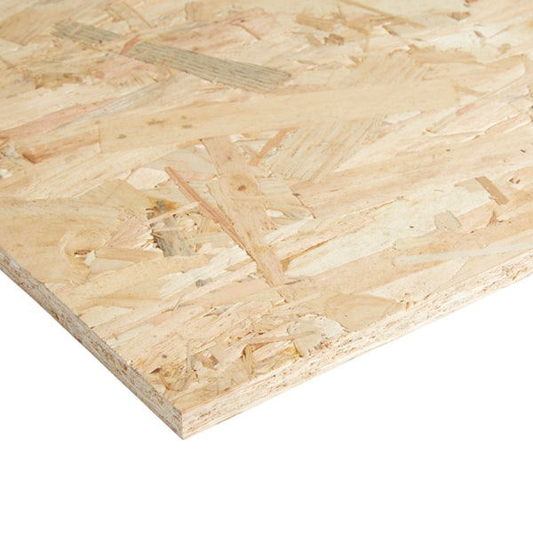 Upgrade OSB Wood for strength, abrasion and water resistance