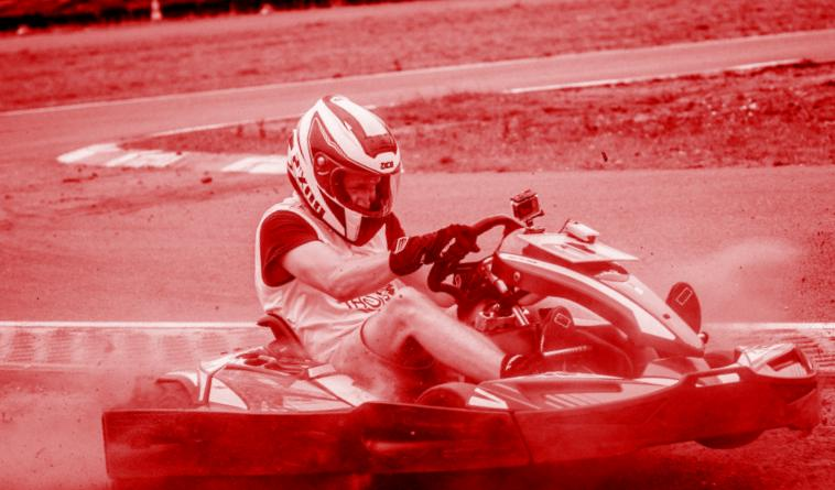 Go-Kart faster and safer on Durabak coated raceways