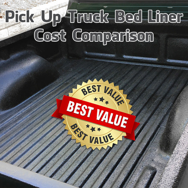 2021 Truck Bed Liner Cost Comparison: What Is The Best Value Bed Liner?