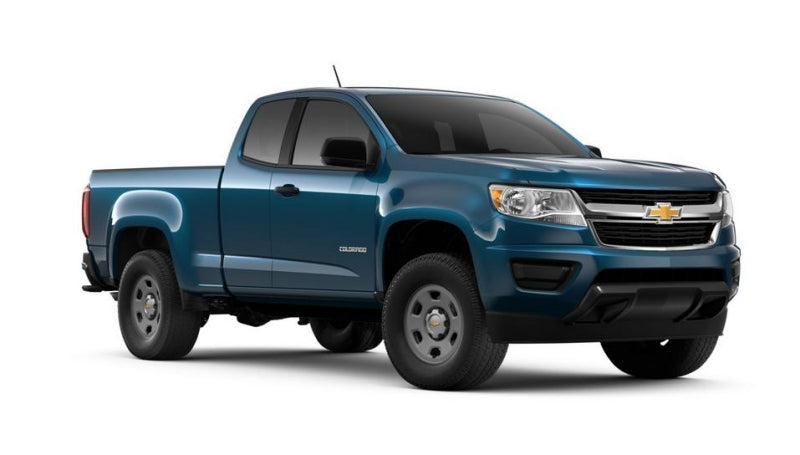 2019 Chevrolet Colorado - right side view