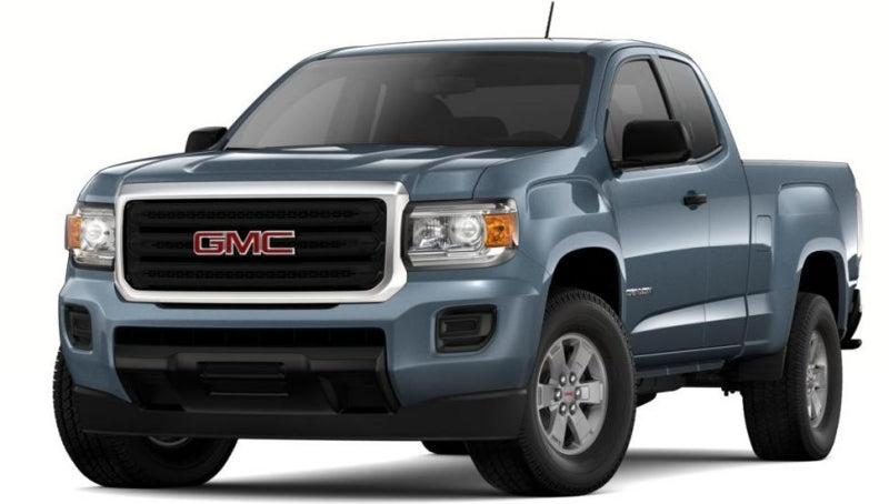 2019 GMC Canyon - left front view