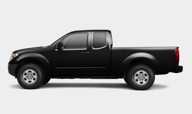 2019 Nissan Frontier - left side view