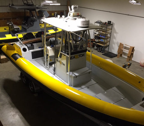 Protect and Repair your Inflatable Boat Dinghy – Durabak Company