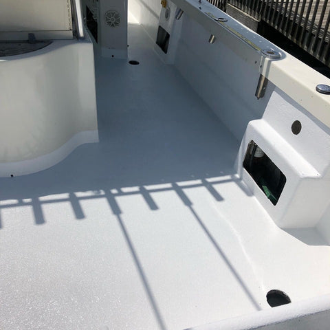boat floor nonskid Duarbak US Navy trusted