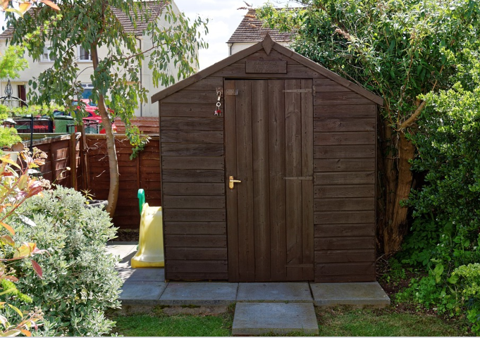 Protecting Your Backyard Shed