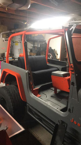 Jeep Custom Coat