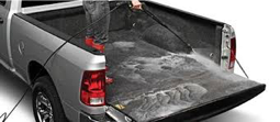 rinse and dry bed liner