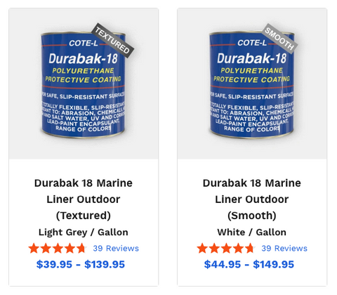Durabak Plywood Paint Products