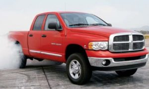 powerful diesel pickup trucks