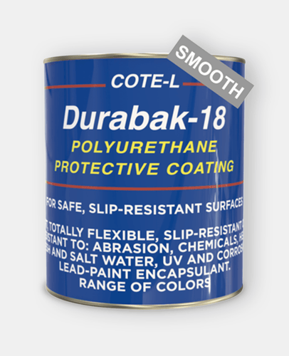 Durabak Exterior Coating Outdoor (Smooth) - Durabak Company