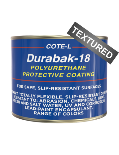 [UV/Outdoor] Very Light Blue Durabak (Textured) Quart- Limited Quantity - Durabak Company