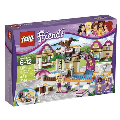 LEGO 41008 Friends Heartlake City Pool