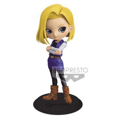 Bandai Dragon Ball Z Q posket -ANDROID 18- (ver.A)