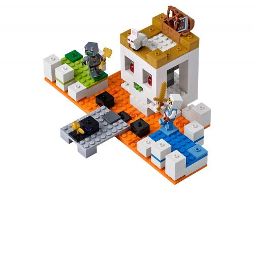 LEGO 21145 Minecraft The Skull Arena - Yasuee