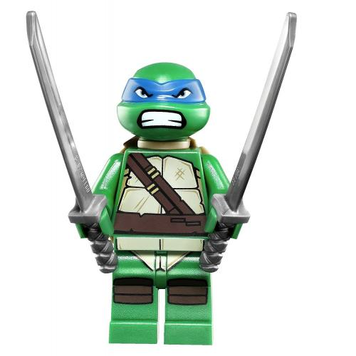 LEGO 79104 Teenage Mutant Ninja Turtles - The Shellraiser Street Chase - Yasuee
