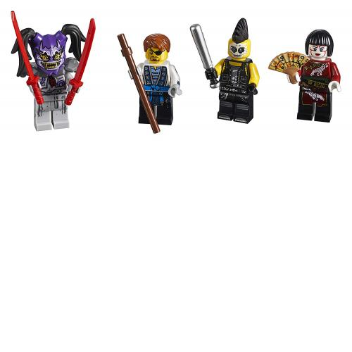 LEGO 5005257 Collectible Minifigures Collectible Minifigures - Ninjago - Yasuee